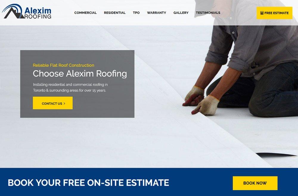 Alexim Roofing