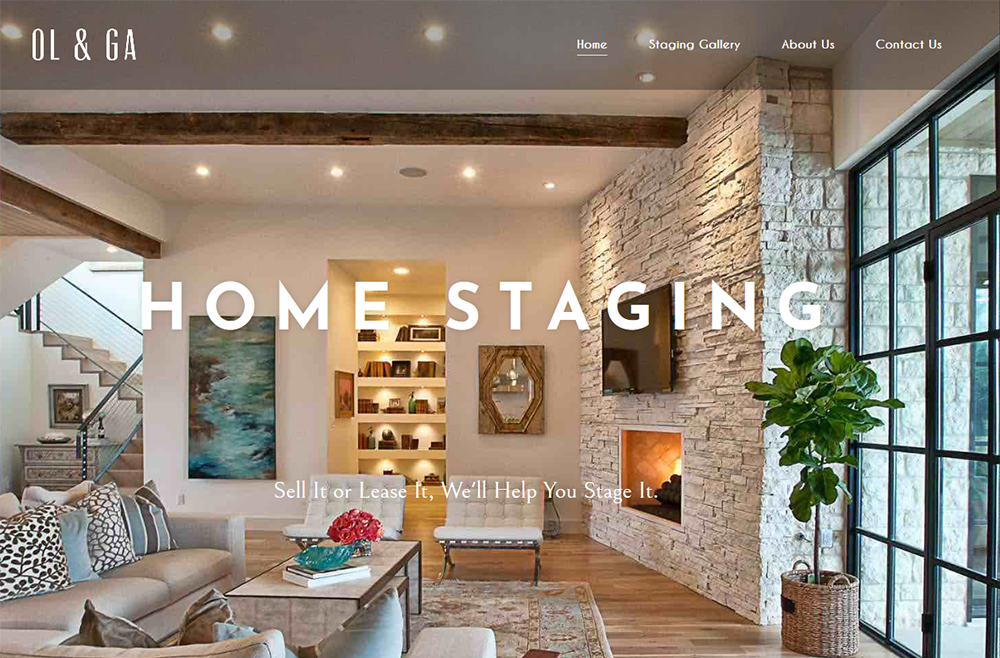 OL-GA Home Staging