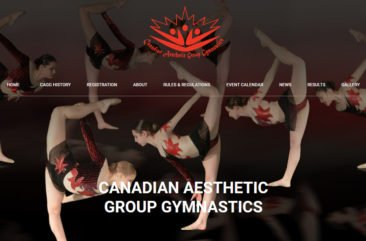Canadian Aesthetic Group Gymnastics