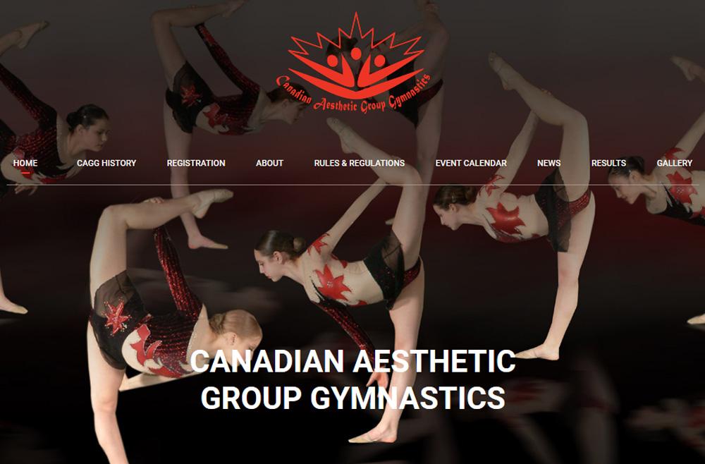 Canadian Aesthetic Group Gymnastics