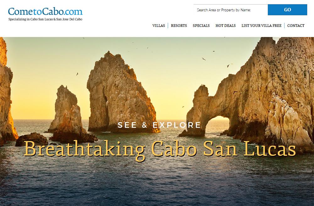 CometoCabo.com